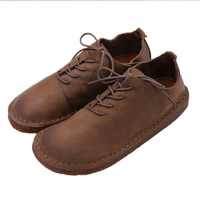 Retro Flat Soft Bottom Leather Women's shoes Oct New Arrivals https://detail.1688.com/offer/599200886820.html?spm=a2615.7691456.autotrace-offerGeneral.19.4b6e54acWglAEL