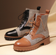 Gift Shoes Autumn Winter Thick Fashion Women Martin Boots 35-42