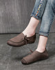 Spring Leather Soft Women Loafers