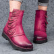 Ethnic Retro Velvet Boots | Gift Shoes