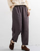 Women Summer Linen Pants 4 Color