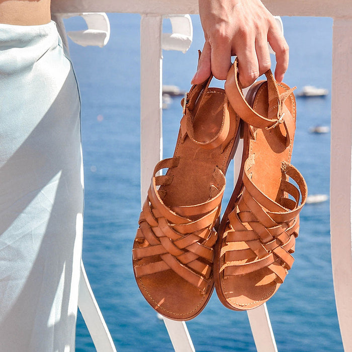 Summer Rome Vacation Sandals | Gift Shoes