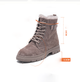 Winter Velvet Plush Martin Boots | Gift Shoes 40-43