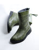 Women Leather Hand-Made Hollow Summer Boots