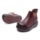 Women Waterproof Platform Retro Boots 34-44 | Gift Shoes