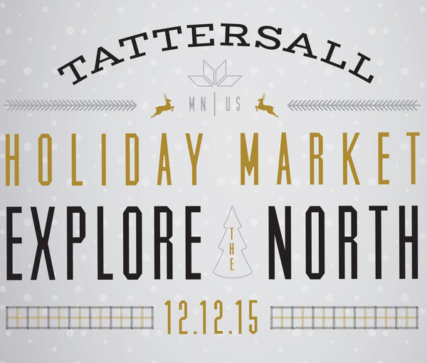 Tattersall Holiday Market, Minneapolis MN