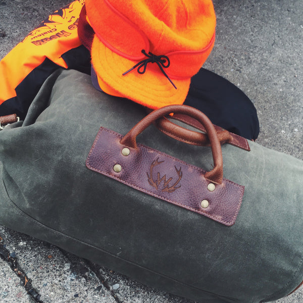 William Rogue Weekend Adventure Duffel for the Outdoors
