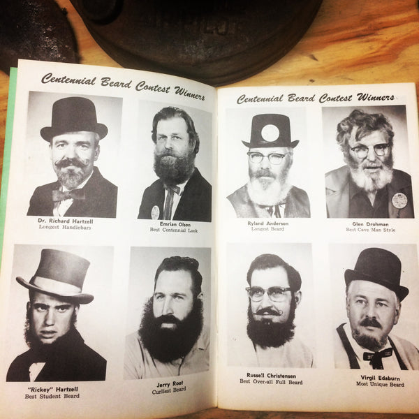 Celebrating 100 Years... With A Beard Contest