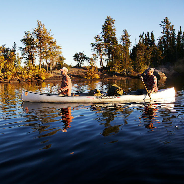 American Made products for Fishing and Canoing from Sanborn Canoe Co