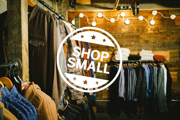 Shop Small Business Saturday, Shop Local