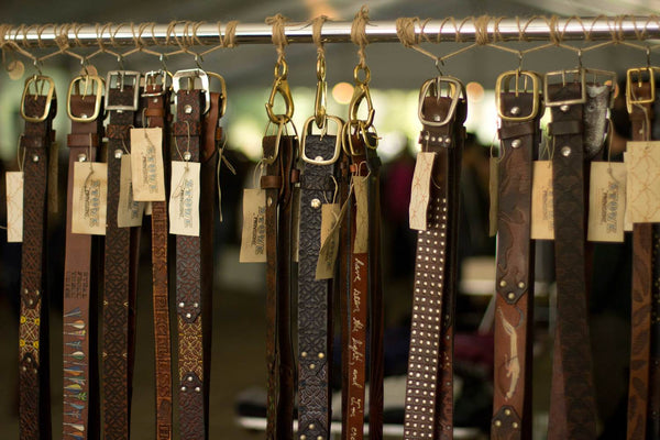 Stowe Provisions Made in America Belts
