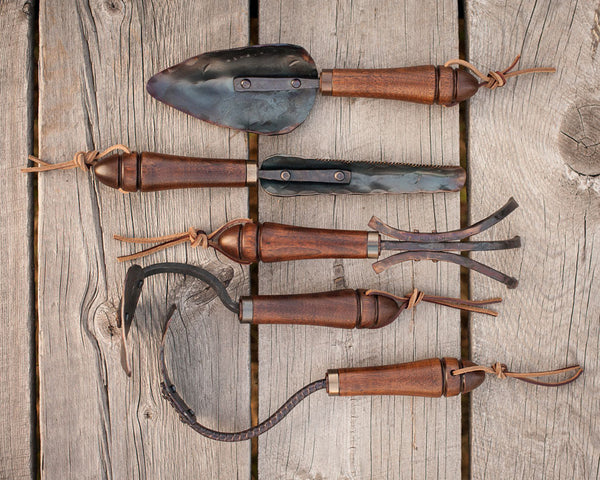 Fisher Blacksmithing American Made Tools for the Garden
