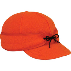 Stormy Kromer Original Cap Blaze Orange | Made in America