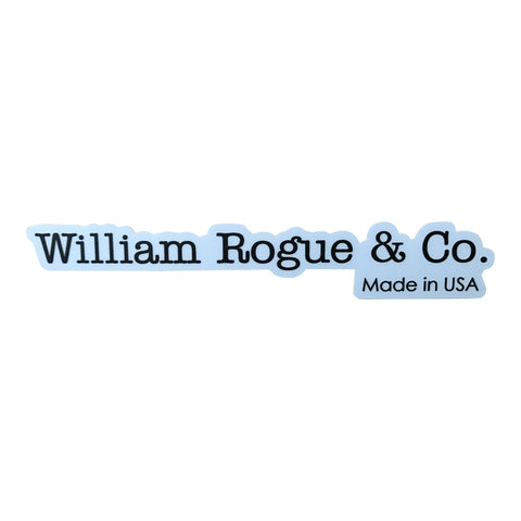 Classic Decal - William Rogue