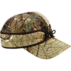 Traditional Stormy Kromer Camo Field Cap Large