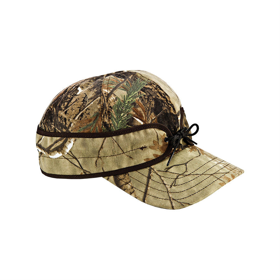 Traditional Stormy Kromer Camo Field Cap | Made in America