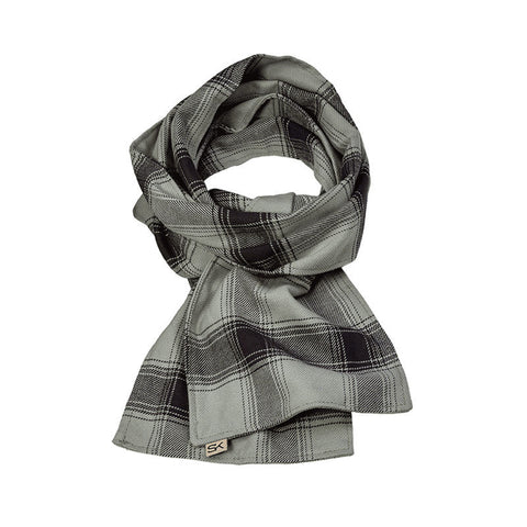 Stormy Kromer Flannel Plaid Scarf | Made in America