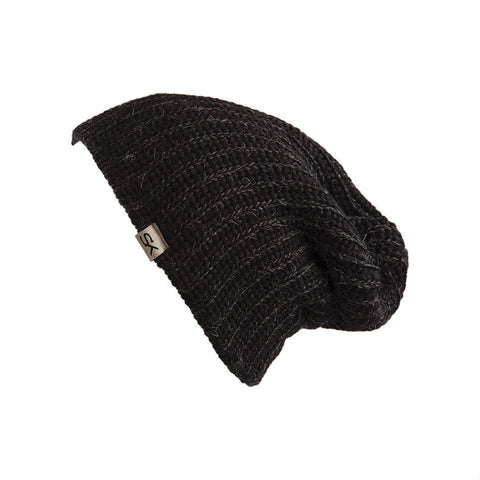 Stormy Kromer Meridian Beanie in Black Made in America