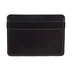 The Sportsman Wallet (Dark Brown)