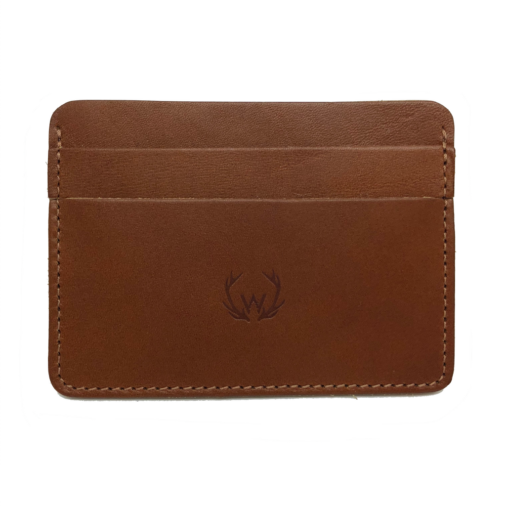 The Sportsman Wallet (Light Brown)