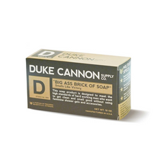 Duke Cannon Big Ass Brick of Soap (Green Bar) | Made in America