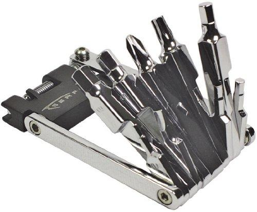 SERFAS MULTI-TOOL CHROME SLIMLINE