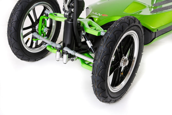 MUVe [Electric 3-Wheeler]