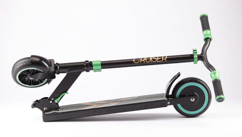 Cruiser Hybrid Scooter