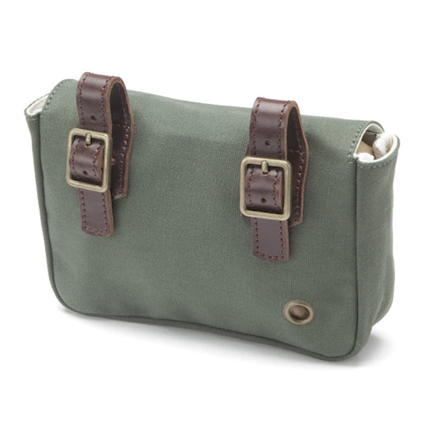 Linus Pouch Army Green Back