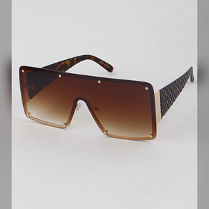 Hollywood Sunglasses (Brown)