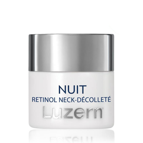 Luzern Nuit Retinol Neck & Decollete Cream