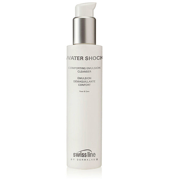 Swissline WATER SHOCK Comforting Emulsion Cleanser