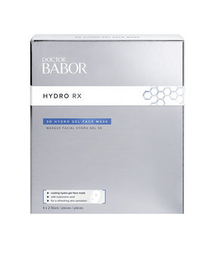 Hydro RX 3D Gel Face Mask - Doctor Babor