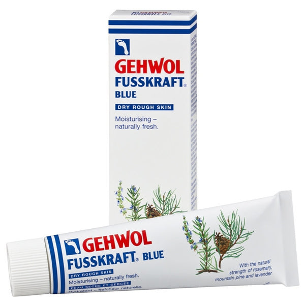 Gehwol Fusskraft Blue Dry Rough Skin
