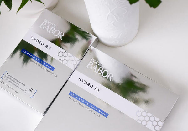 Babor DOCTOR BABOR Hydro RX 3D Gel Face mask