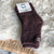 Fudge Brownie Soft Socks