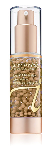 jane iredale Liquid Minerals Foundation