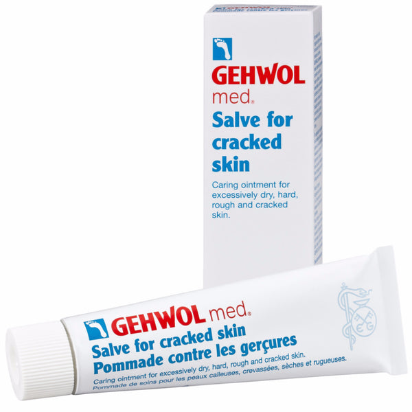 Gehwol Med Salve for Cracked Skin