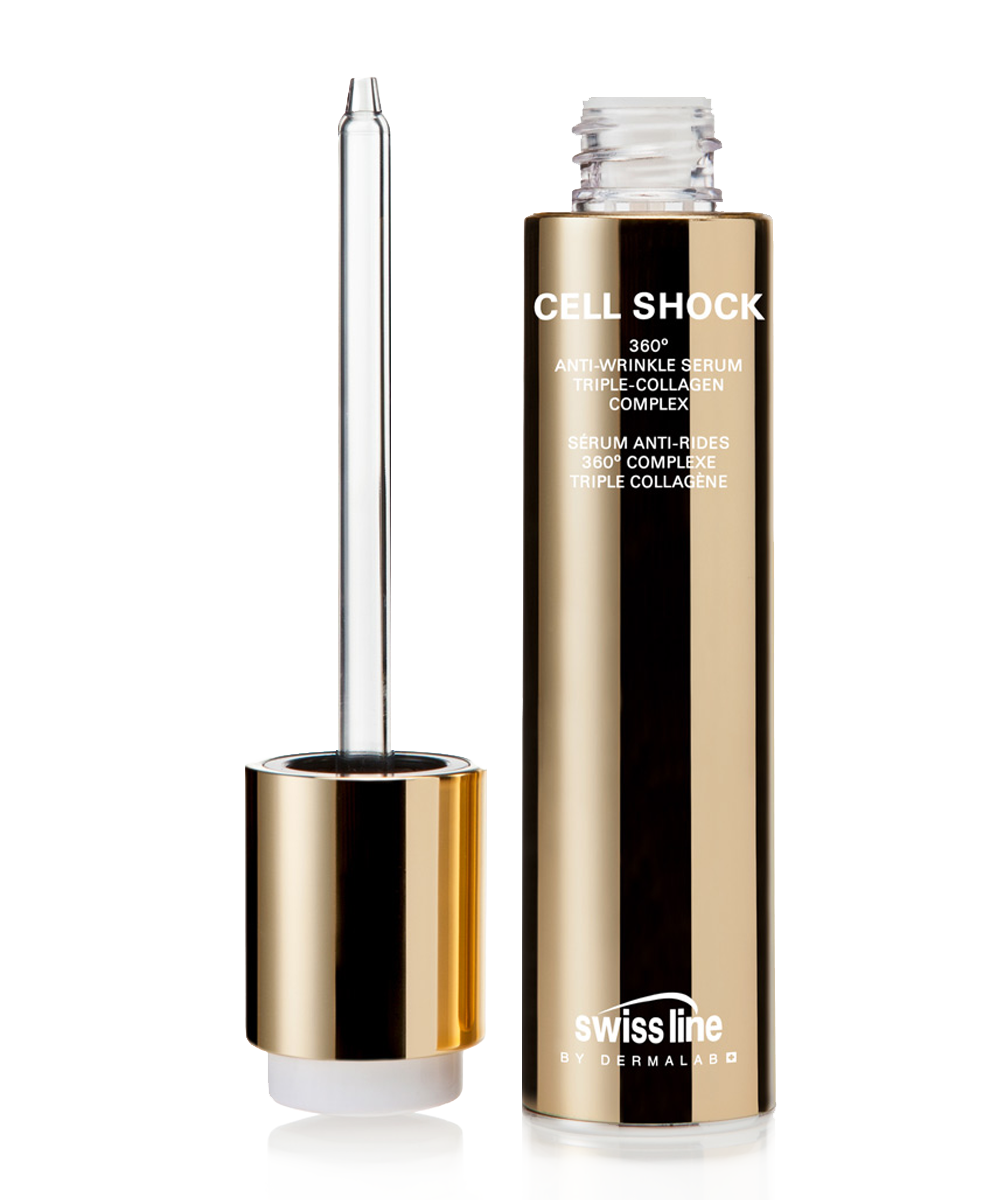Swissline CELL SHOCK 360° Anti-Wrinkle Eye Zone Serum