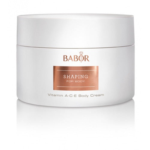 Babor SHAPING FOR BODY Vitamin A C E Body Cream