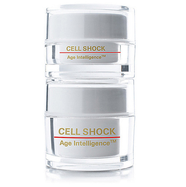 Swissline CELL SHOCK Age Intelligence Cellular Recovery Dual Eye Cream