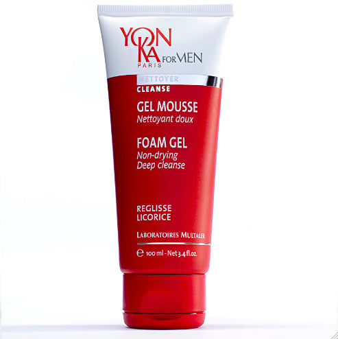 Yonka MEN'S LINE Foam Gel