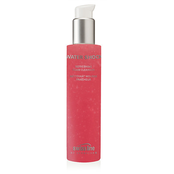 Swissline WATER SHOCK Refreshing Foam Cleanser