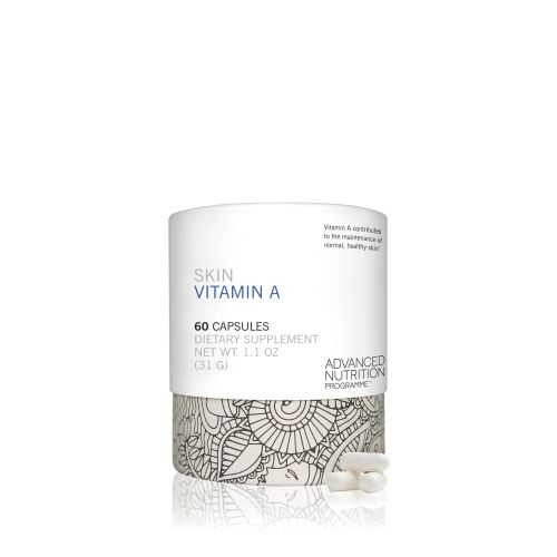 Skin Vitamin A Supplements