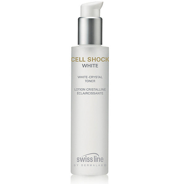 Swissline CELL SHOCK WHITE White-Crystal Toner