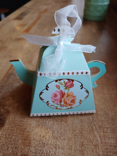 Candy Teapot Box