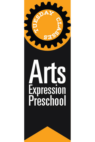 Arts Expression Preschool 2016-17