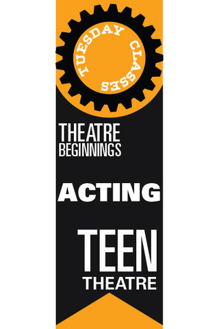 Tuesday Acting Classes 2016-2017