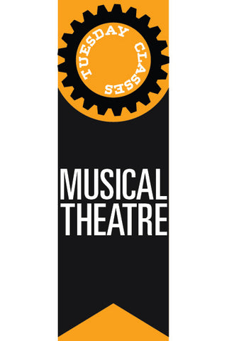 Tuesday Musical Theatre Classes 2016-2017