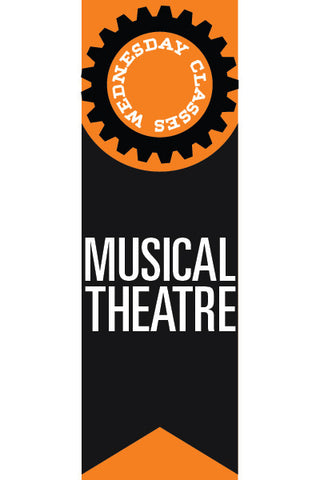 Wednesday Musical Theatre Classes 2017-2018